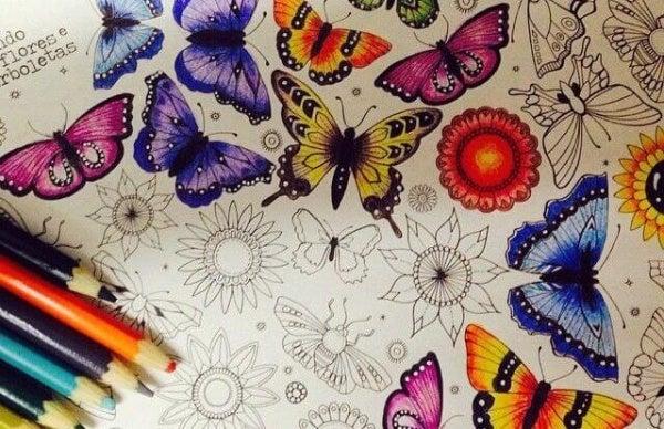 Kleuren, een therapeutisch genot