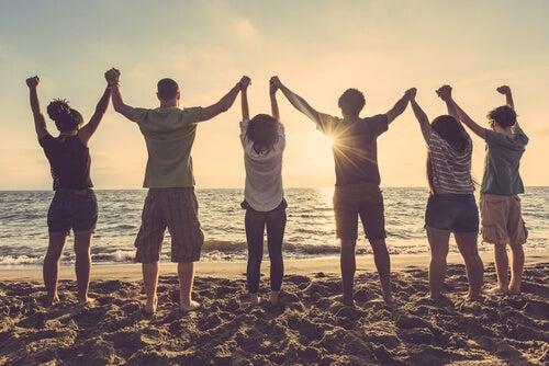 Vijf vrienden die je je leven lang moet waarderen
