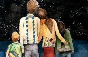 Familieleden Hart Vergroten