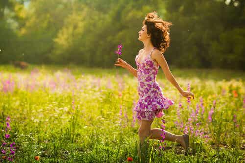 De kortste weg naar geluk begint met een glimlach