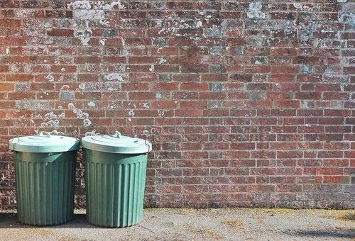 De metafoor van de vuilnisbak