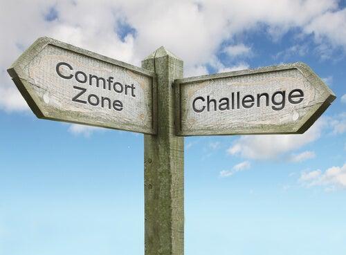 Comfortzone en Uitdaging