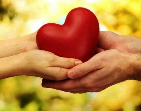 Je hart bepaalt wanneer het klaar is voor een nieuwe liefde