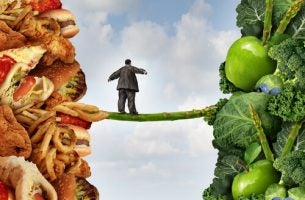 Stress en Slechte Voeding