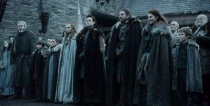 Familie Stark