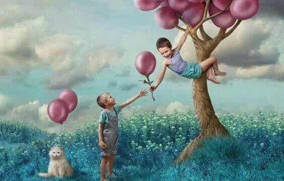 Een gelukkig kind is een verantwoordelijk kind