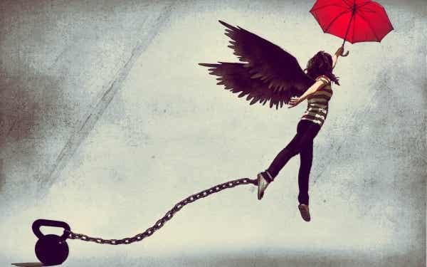 Persoonlijke groei: knip mijn vleugels niet