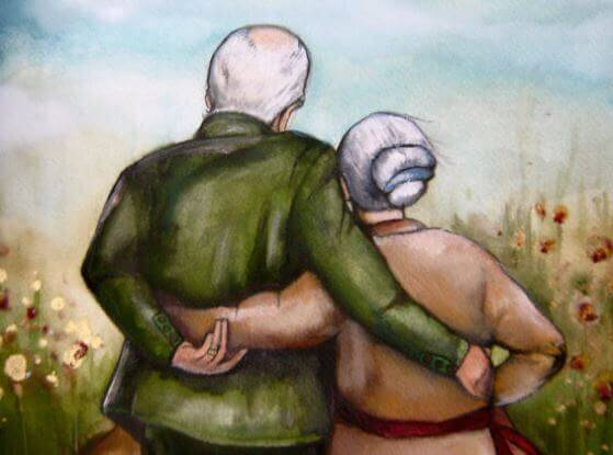 Het hart wordt niet ouder; het is alleen de huid die rimpels krijgt