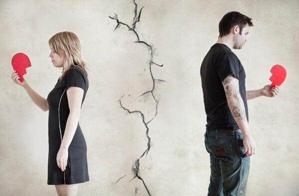 Hoe doorsta je een relatiebreuk?