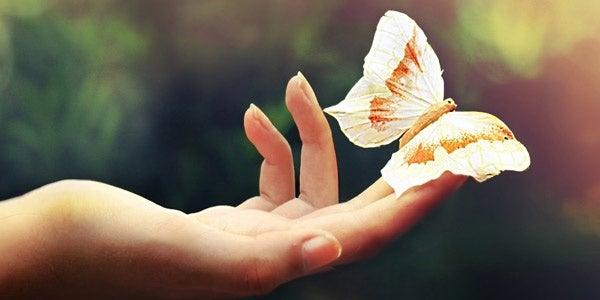 Verliefdheid is jezelf geven, houden van is verlangen