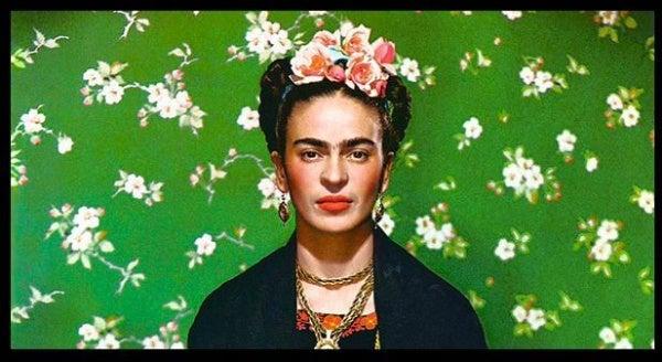 Frida Kahlo over de liefde en het leven
