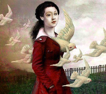 Vrouw en Vogels