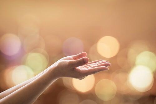 Open Handen