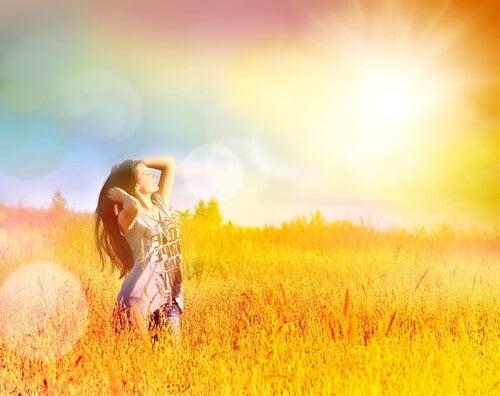Vrijheid zit in je geest en je emoties