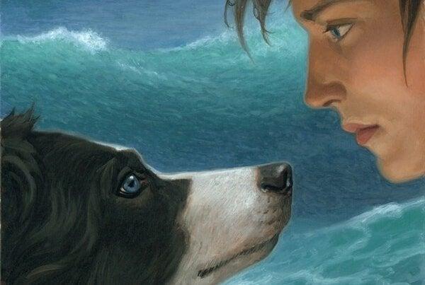Jongen en Hond