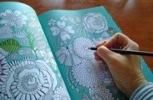 Kleuren Tegen Stress