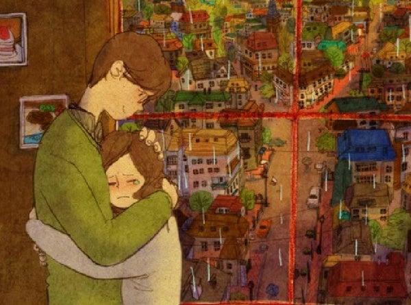 De knuffels die ons weer heel maken