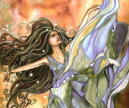Magische Vrouw