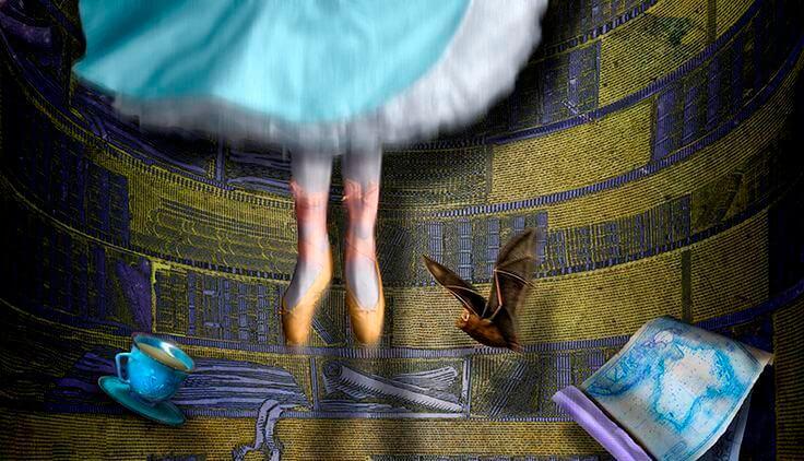 Springen en op de voeten terechtkomen, leer van je verleden