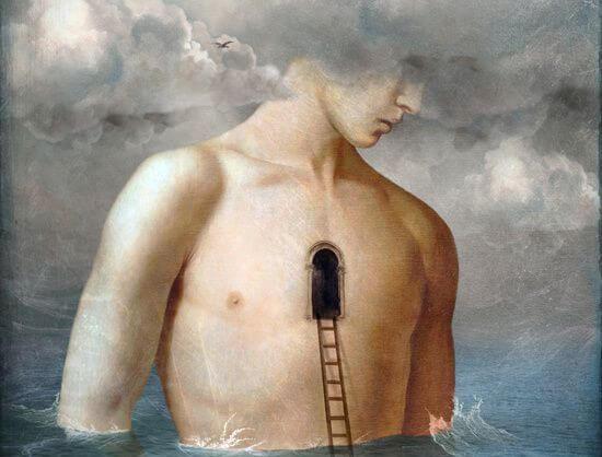 De vrek en zijn innerlijke gevangenis