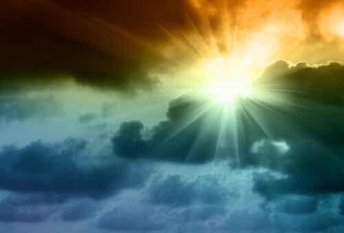 Na de storm schijnt altijd de zon