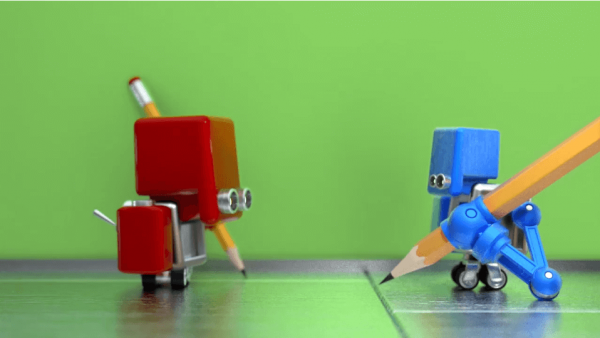 Wat een robot ons kan leren over wrok en jaloezie