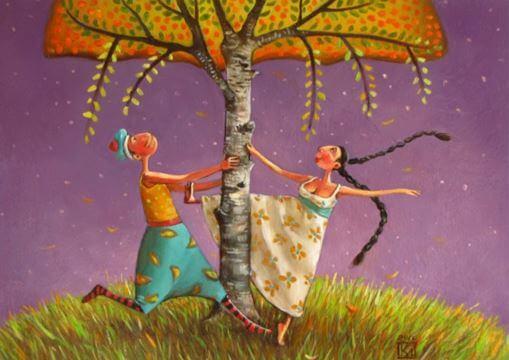 Dansen rond Boom