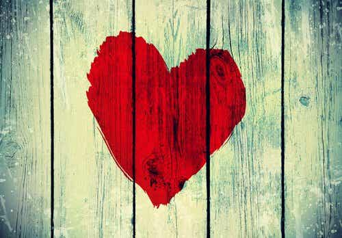 Liefde kan muren neerhalen