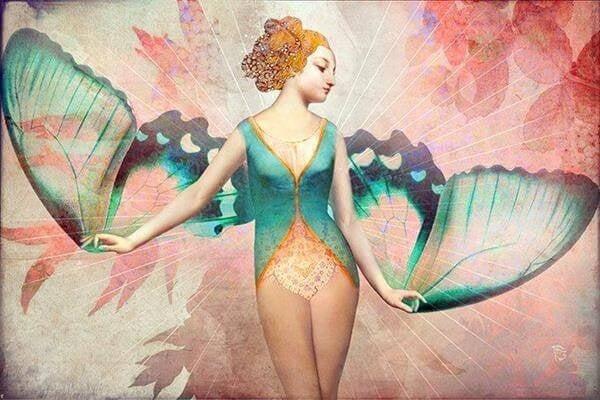 Iemand Vleugels Geven