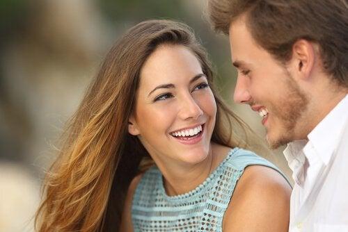 Schoonheid bevindt zich niet in je ogen, maar in je blik