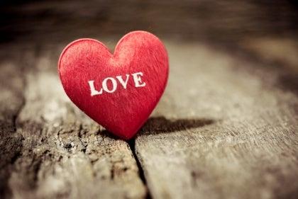Liefdeshart