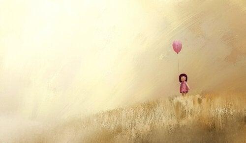 Meisje met Ballon