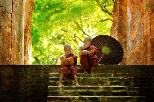 Vijf Boeddhistische Verhalen