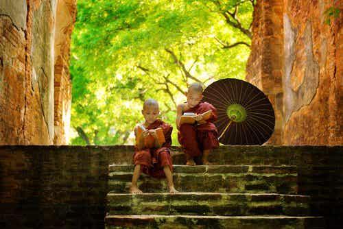 Vijf boeddhistische verhalen waar je wijzer van wordt