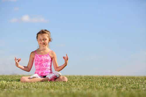 Hoe en waarom je kinderen leren mediteren