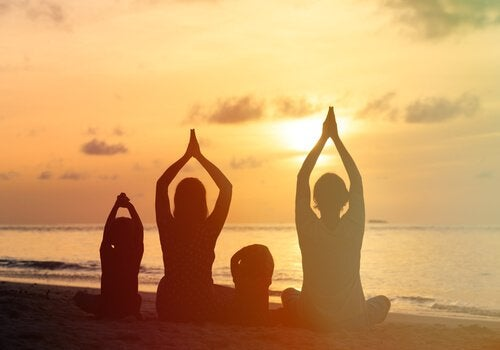 Afbeeldingsresultaat voor mediterende kinderen