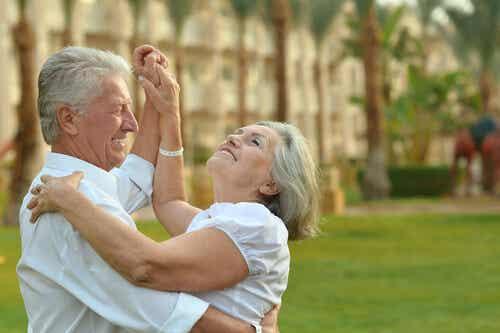 Jong zijn als je 80 bent of oud zijn als je 18 bent