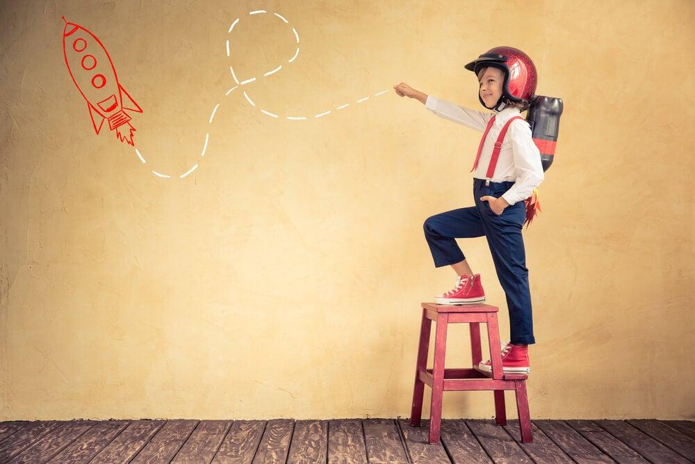 Moedig zelfmotivatie aan bij kinderen