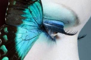 Blauwe Vlinder Legende