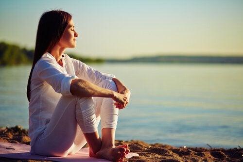 Een rustig leven kan een gelukkig leven zijn