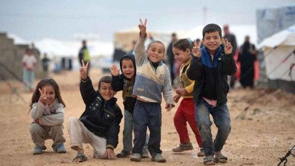 Vluchtelingenkinderen: gebroken harten op zoek naar hoop