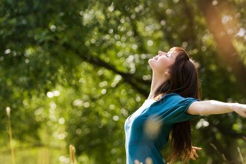 Verbinding met de natuur maakt je gelukkiger
