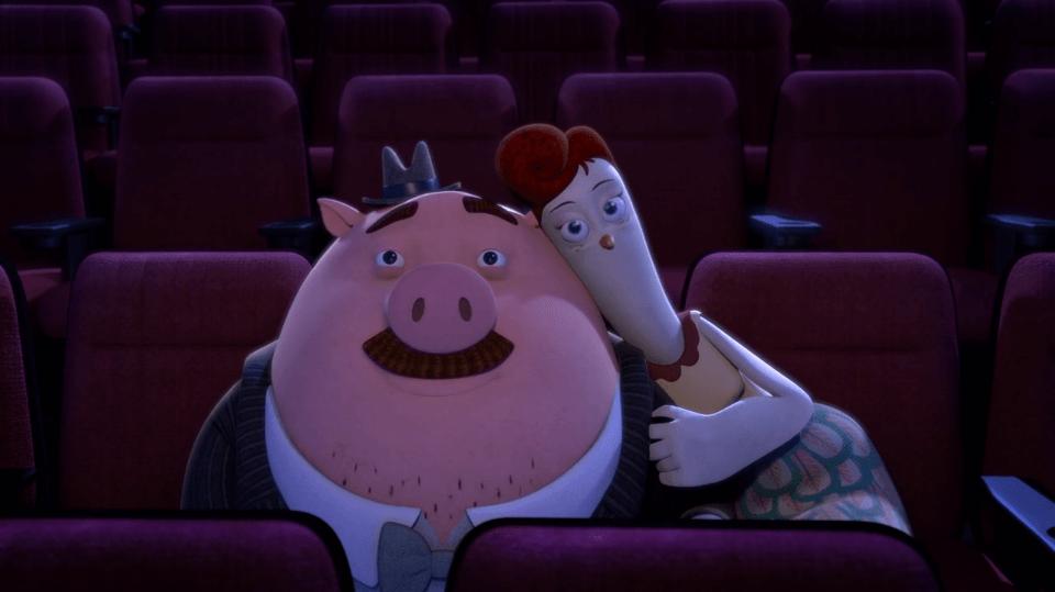 Samen in de Bioscoop