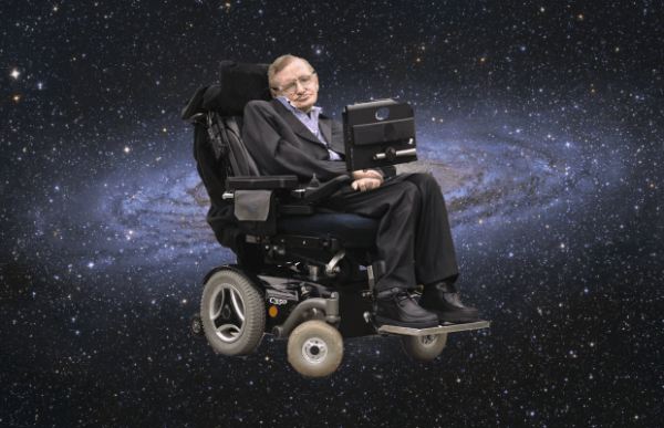 Stephen Hawking: De sterrenman