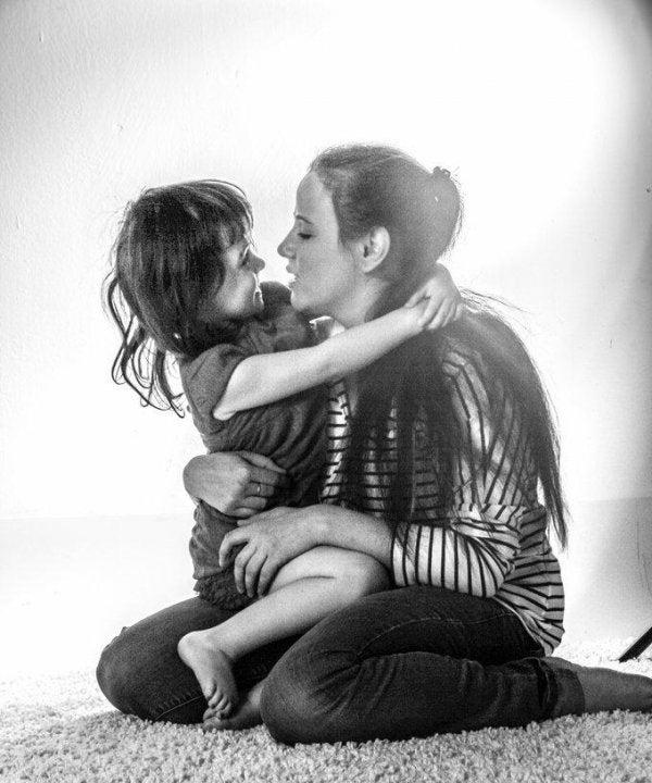 De kracht van een knuffel