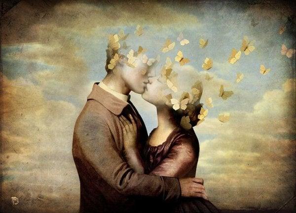 gebrek aan affectie in relatie