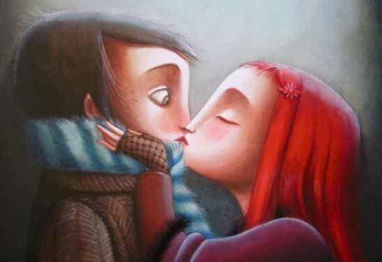 Als je om liefde moet smeken, dan is het geen liefde