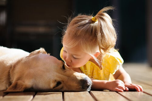Vriendelijk Kind Gelukkig Kind