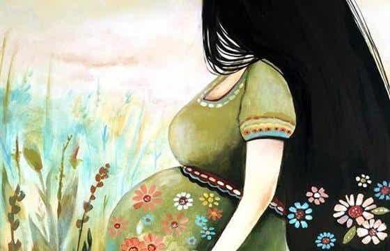 Zwangerschap: van iemand houden die je nog niet kent