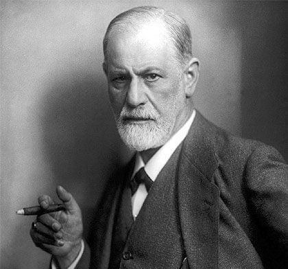 Vijf leuke feitjes over Sigmund Freud